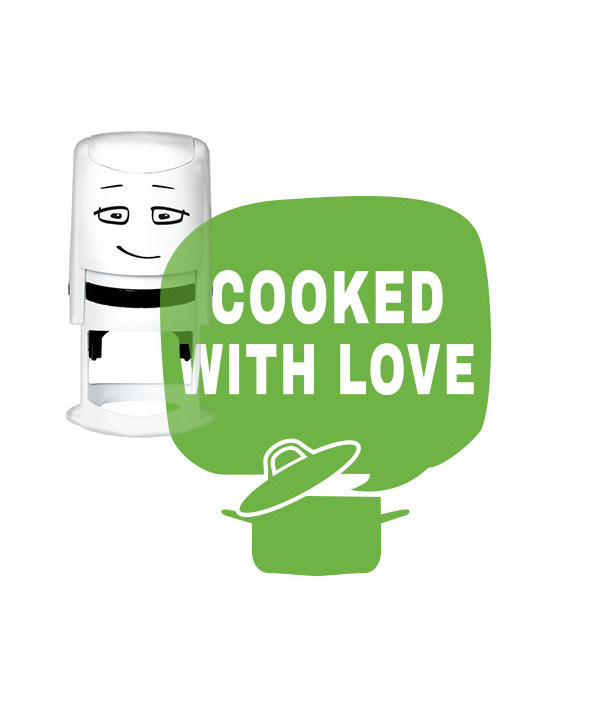 Timbro NIO - Cooked With Love - Cooking Pot
