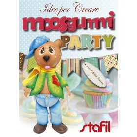 Libretto moosgummi party