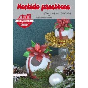 Kit moosgummi Morbido panettone