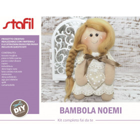 Kit bambola Noemi