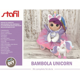 Kit bambola Unicorn