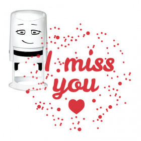 Timbro NIO - I Miss You - Heart In Space