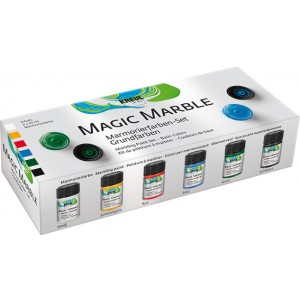 Set creativo magic marble