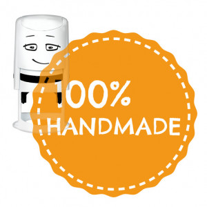 Timbro NIO - 100 % Handmade - Badge